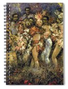 Tropicana Havana Spiral Notebook