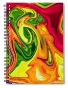 Tropics Spiral Notebook