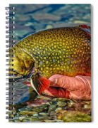 Trout Spiral Notebook