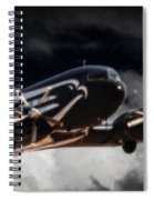 Trubute To Heroes Spiral Notebook