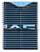 Truck - The Mack Grill Spiral Notebook
