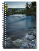 Truckee River Spiral Notebook