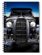Millers Chop Shop 1964 Truckster Frontend Spiral Notebook