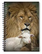 True Companions Spiral Notebook