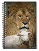 True Companions Spiral Notebook