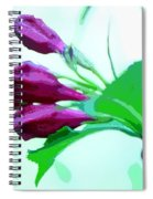True Love - Beautiful Painting Like Photographic Image Spiral Notebook