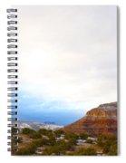 True North Spiral Notebook