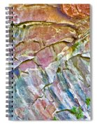 Trumpet Abstract Spiral Notebook
