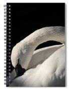 Trumpeter Spiral Notebook