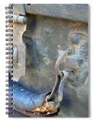 Trunk Picking Spiral Notebook