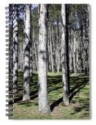 Trunks 2 Spiral Notebook