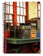 Trunks Spiral Notebook
