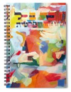 Trust In Hashem With All Of Your Heart Spiral Notebook