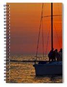Trust The Gortons Fisherman Spiral Notebook