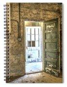 Trustee-2 Spiral Notebook