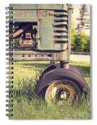 Trusty Old Workhorse Spiral Notebook