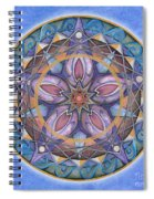 Truth Mandala Spiral Notebook