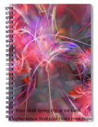 Truth Shall Spring Out Spiral Notebook