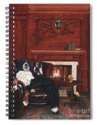 Tsar Misha Spiral Notebook