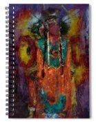 Tsudalenvda Dikanodi Spiral Notebook