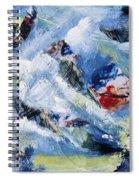 Tsunami 3 Spiral Notebook