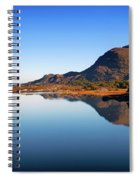 Tthe Long Range Connecting Muckross Spiral Notebook