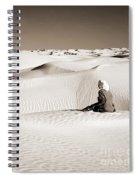 Tuareg Spiral Notebook