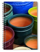 Tubac Pottery 2 Spiral Notebook