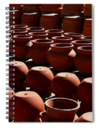 Tubac Pottery Factory Spiral Notebook
