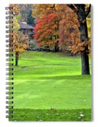 Tucked Pin Spiral Notebook