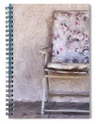 Tucson Front Porch Painterly Effect Spiral Notebook