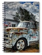 Tucumcari Towing Spiral Notebook