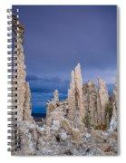 Tufa Garden Spiral Notebook