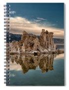 Tufa Reflections Spiral Notebook