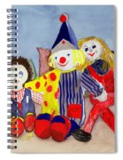Tuffys Toys, 1993 Spiral Notebook
