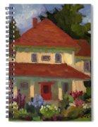 Tukwilla Farm House Spiral Notebook