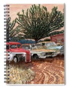 Tularosa Motors Spiral Notebook