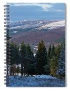 Tulchan Estate - Early Winter Spiral Notebook