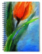 Tulip - Flower For You Spiral Notebook