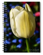 Tulip Time Spiral Notebook