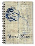 Tulip - Vivre Et Aimer S04t03t Spiral Notebook