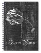 Tulip - Vivre Et Aimer S10t04t Spiral Notebook