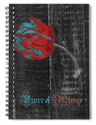 Tulip - Vivre Et Aimer S11ct04t Spiral Notebook