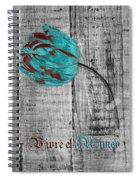 Tulip - Vivre Et Aimer S12ab4t Spiral Notebook