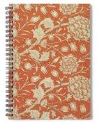 Tulip Wallpaper Design Spiral Notebook