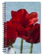 Tulips 1 Spiral Notebook