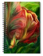 Tulips - Colors Of Paradise Spiral Notebook