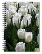 Tulips - Field With Love 19 Spiral Notebook