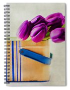 Tulips For Mom Spiral Notebook