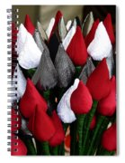 Tulips For Sale Spiral Notebook